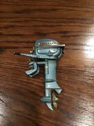 1954 50s Kando Evinrude Big Twin Electric Toy Outboard Boat Motor