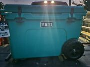 Yeti Tundra Haul Cooler - Limited Edition Aquifer Blue New Discontinued