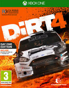 Dirt 4 Rally Day1 Edition Guide/racing Xbox One Codemasters
