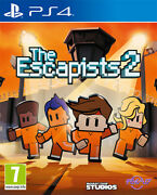 The Escapists 2 Ps4 Playstation 4 Sold Out Publishing