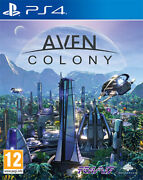 Aven Colony Ps4 Playstation 4 Sold Out Publishing