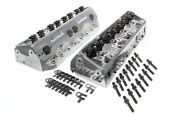 Air Flow Research Sbc Assembled Eliminator Street Cylinder Head 2 Pc P/n 911