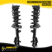 Front Pair Complete Struts And Coil Spring Assemblies For 2013-2018 Acura Rdx