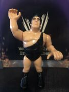 1990 Andre The Giant Action Figure Wwf Titan Sports Vintage, Action Works Hasbro