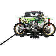 Moose Trailer Hitch Receiver Motorcycle Dirtbike Mx Carrier Car Truck Suv Rack