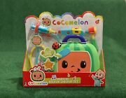 Cocomelon Musical Doctor Check Up Set Jj Dr Bag Play Set Talking Sing New