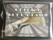 Vintage Magic Trick Andy Levissandrsquos Sticky Situation Chewing Gum Transformation