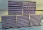 Antique Lot Frank Lloyd Wright Luxfer Prism Glass Tiles, 4x4