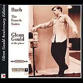 Bach The 6 French Suites Glenn Gould Anniversary Edition