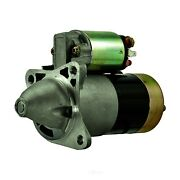 Starter Motor Fits 1988-1994 Mazda 626mx-6 Protege 323 Acdelco Professional