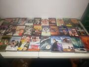 Lot Of 30 New Sealed Vhs Tapes Various Random Titles Julia Roberts George Cloone