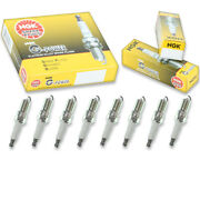 8 Pc Ngk G-power Spark Plugs For 1996-2000 Gmc Yukon 5.7l V8 Ignition Wire Wd