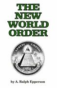 The New World Order Nwo By A. Ralph Epperson Paperback Book English 2016 382 Pg