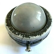 Wwii Air Ministry Cockpit Lamp 5c/446 Mkia Lancaster Spitfire Aeroplane Bentley