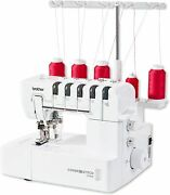 Brother Cv3550 Double-sided Cover Stitch Sewing Machine Cr