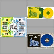 Sturgill Simpson Andldquocuttinandrsquo Grass 1and2andrdquo Colored Vinyl And Limited Numbered Posters