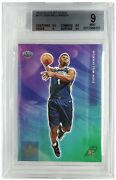 Zion Williams 2019-20 Panini Court Kings Level Iv 4 Rc Ssp Bgs 9