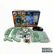 Angry Birds Star Wars Jenga Death Star Game   Hasbro Gaming   2012   Complete