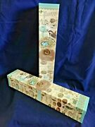 Michel Design Works Nest And Eggs Scented Drawer Liners Two 2 Boxes