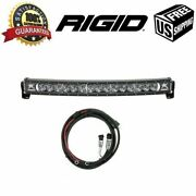 Rigid Industries Radiance+ Curved 30back-light White W/multi-trigger Harness
