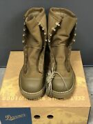 Danner Rat Boots Usmc Temperate Military Boots Mojave Size 12.5 Width R