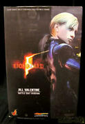 Hot Toys Game Jill Valentine Biohazard Used From Japan Fedx