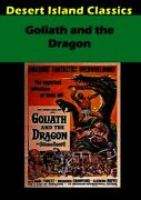 Goliath And The Dragonnew Dvd Forest Mark Crawford Broderick