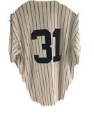 Dave Winfield Ny Yankee Jerseyhofmajestic Cooperstown Coll. Mens L Nwt.