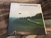 Ufo Contact From The Pleiades Volume 1 Hardcover Book/dust Jacket Used 1980
