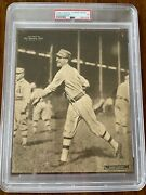 1909-13 M101- 2 Sporting News Supplements Harry Krause - Psa 1 Of 1-the Only One