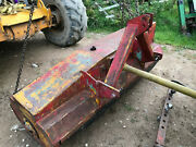 Flail Topper - Tractor Mounted - 2 Metre Andpound800
