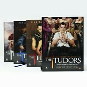 The Tudors The Complete Series Dvd Collection - Season 1 2 3 4 - Region One