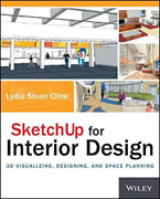 Cline Lydia Sloan-sketchup For Interior Design Book New