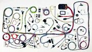 American Autowire Wiring System Bronco 1967-77 Kit P/n 510317