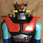 Poppy Action Figure Jumbo Machine Dar Mazinger Z 1973 With Extras From Japan