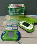Leap Frog Lot. Eplorer And Leapster 2 Devices And Games.
