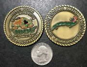 Jdog Joint Detention Operations Group - Guantanamo Bay Challenge Coin