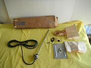Nos 1965 1966 Ford Galaxie 500 Xl And 7-litre Rh Rear Antenna With Gasket