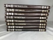 Lot Of 8 Time Life The Old West Books Cowboys, Indians, Women And More