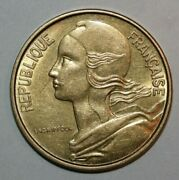 France 1963 50 Centimes  Liberty 25mm-foreign Coin