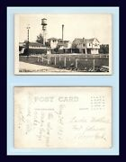 Ohio Lebanon French Brothers Dairy Real Photo Postcard By Superior Photo 1921