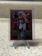 Chase Young Red Silver Prizm Rookie Ssp