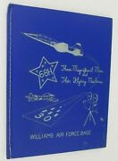 1968 Class 68h Williams Air Force Base Pilot Training Yearbook T-41 Photoand039s