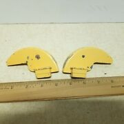 Toy Ertl J.i.case 930 Or 1030 Rear Tractor Fenders Used For Parts. 6