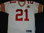 Authentic 2007 Washington Redskins Throwback Jersey Sean Taylor 75 Patch 52