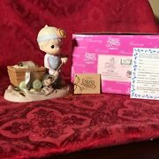 Precious Moments 2000 795186 You Will Always Be Mine New In Box-mint Cond.