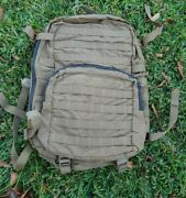 Usmc Molle Ii Propper/eagle Industries Filbe 3 Day Assault Back Pack W/free Gear