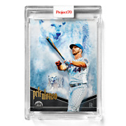 Topps Project 70 Card 542 - 1994 Pete Alonso By Ben Baller -presale-