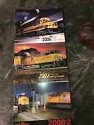 2006 07 08 Mth Electric Trains Large Soft Cover Book - 0 Gauge Model Trains