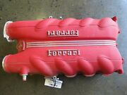 Ferrari California, Upper Intake Manifold Red Section Only, Used , P/n 250006